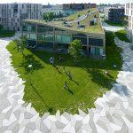 Amsterdam's new urban quarter