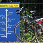 Bicycle highways and long-distance commuting