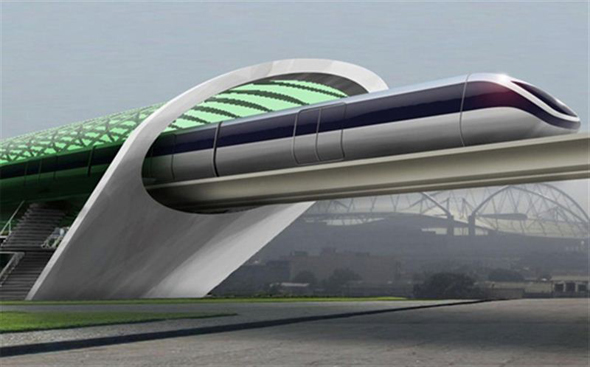 dubai hyperloop