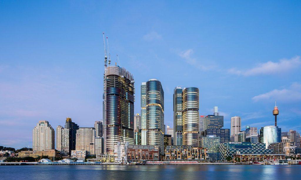Sydney's urban renewal project – Barangaroo