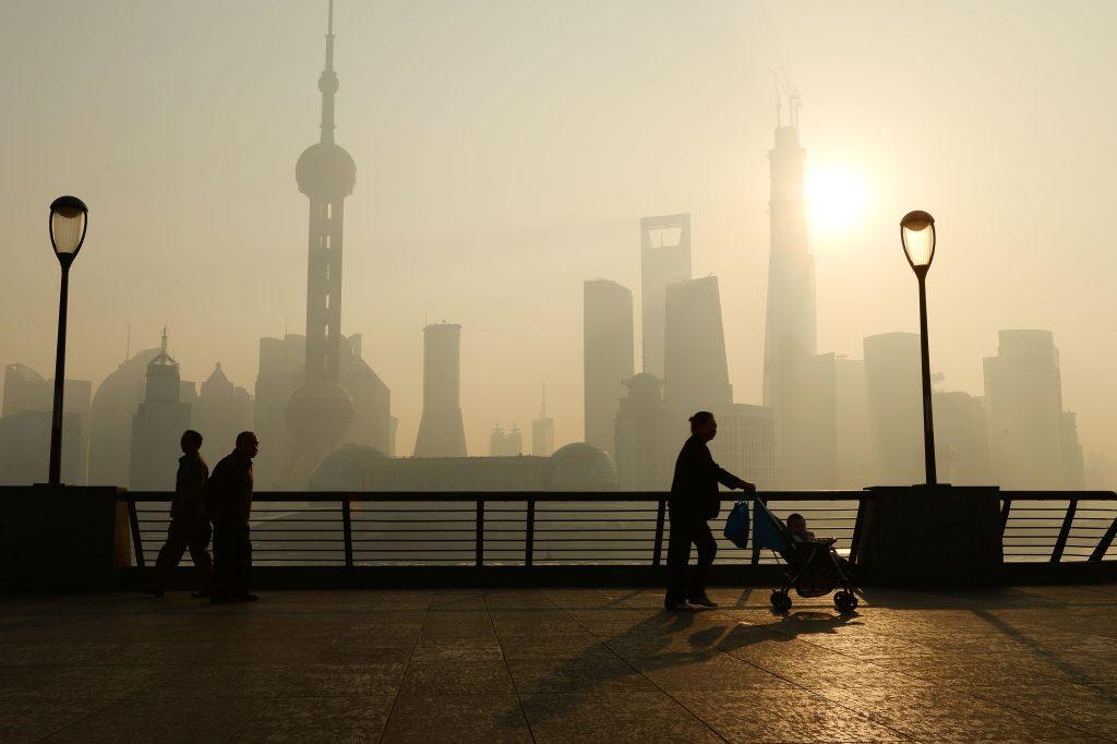 urbanizehub pollution chinese city