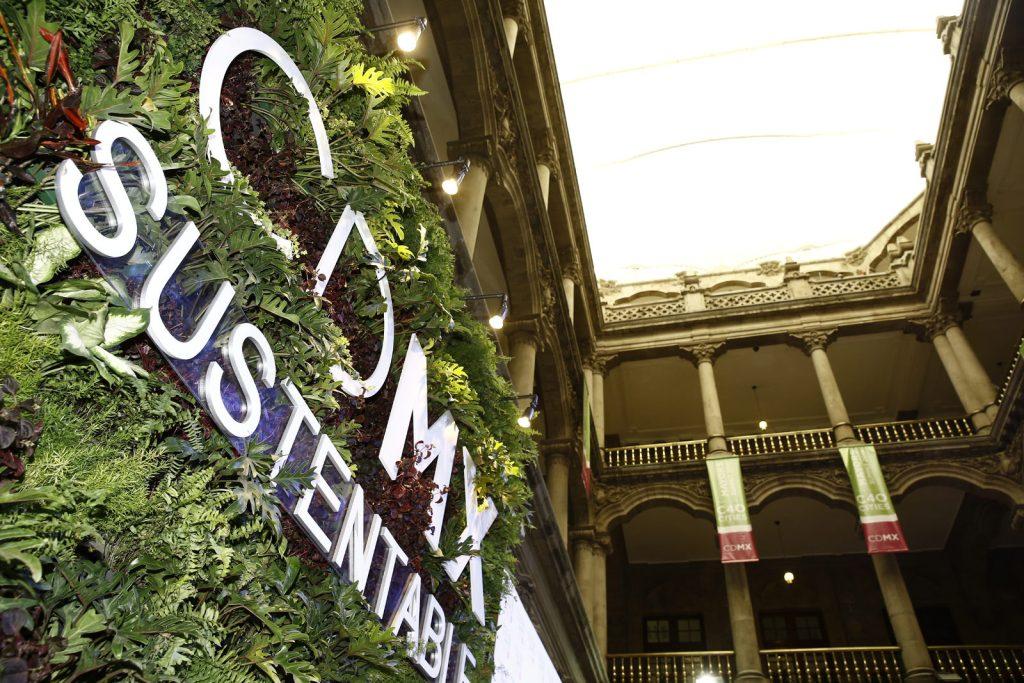 cdmx ciudad de mexico sustainable c40 mayors summit cities