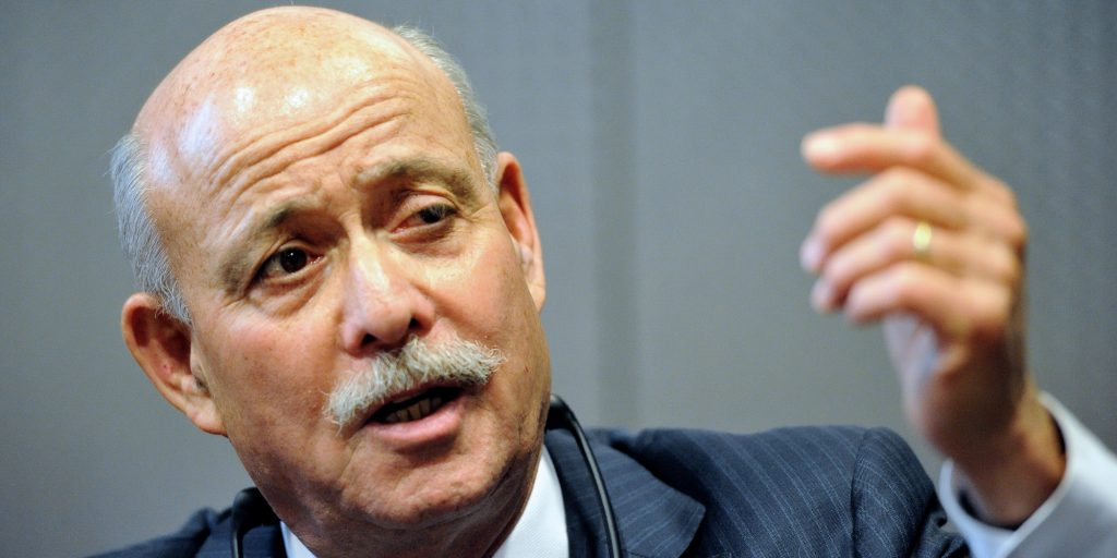 Jeremy Rifkin on the Third Industrial Revolution and ETS
