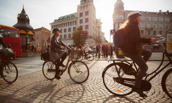 Copenhagen did it again – the two-wheel takeover
