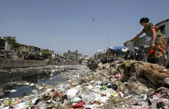 india city garbage