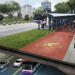 Singapore's plans for a car-lite future