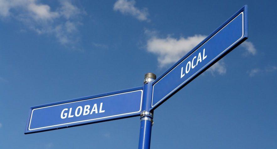 global vs local