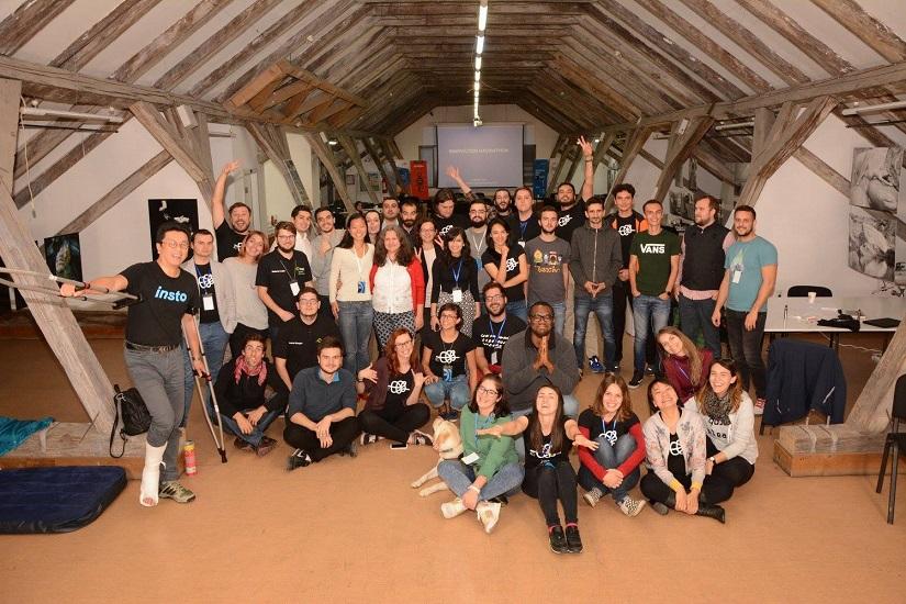 hackathon people