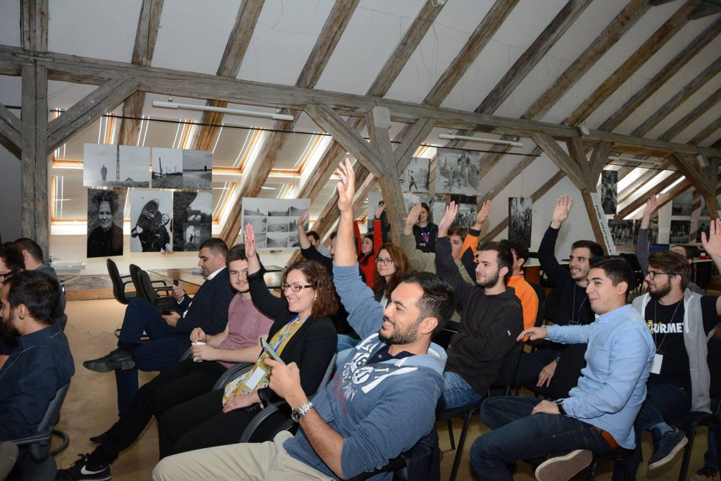Innovative projects at the Timișoara Hackathon