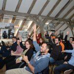 Innovative projects at the Timisoara Hackathon