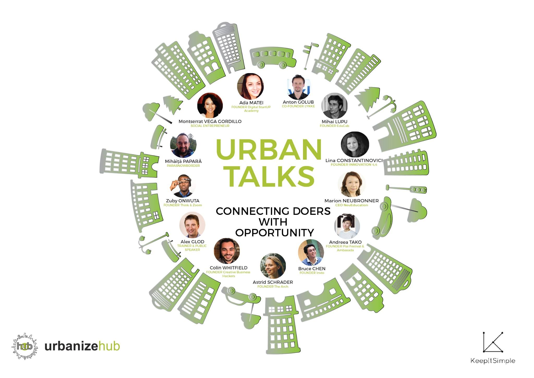 urban talks