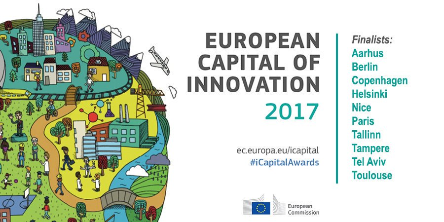 Paris – The European Capital of Innovation in 2017
