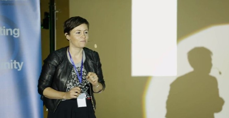 Shaping communities through culture and creativity – Andreea Iager Tako