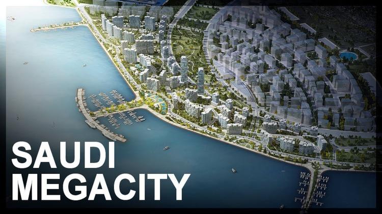 Saudi Mega City