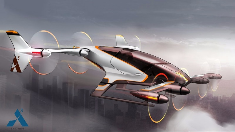 Air taxi mobility