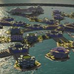 Welcome to the waterworld! First ever floating city to rise in French Polynesia