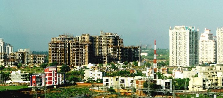 Gurgaon the private city