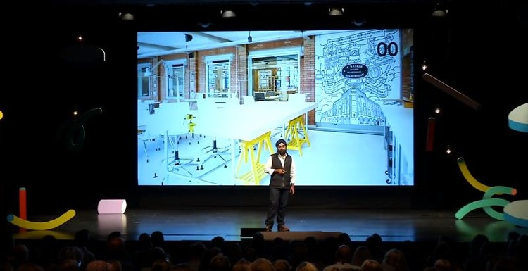 On democratizing cities – Indy Johar