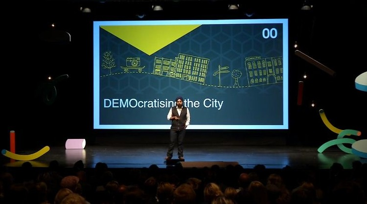 Indy Johar's Democratizing the City