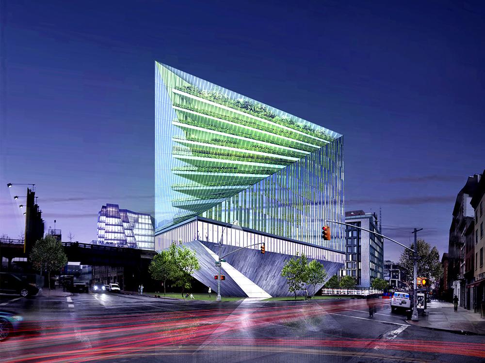 The architecture of the SMART future