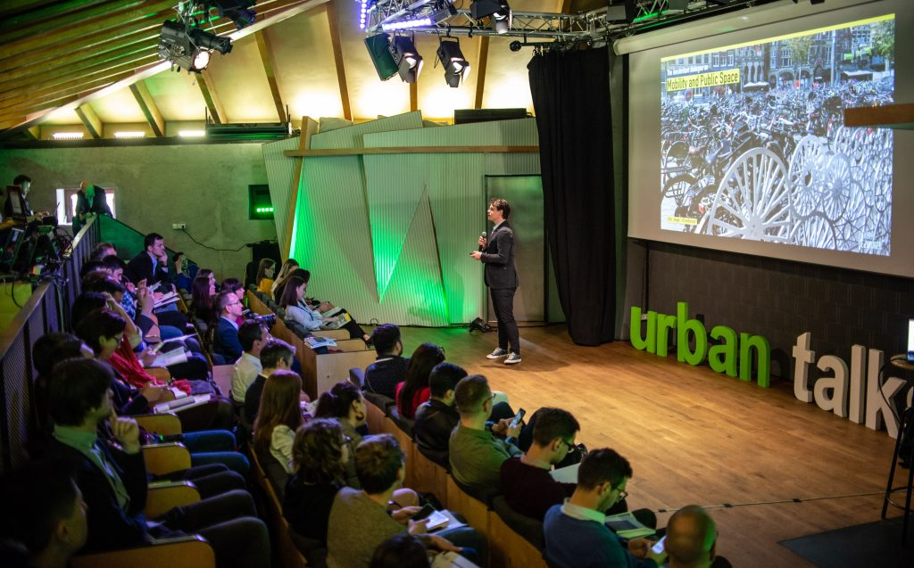 The community is growing through Urban Talks